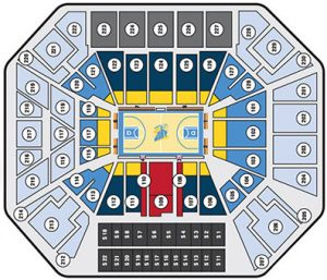 Chicago Sky Basketball Seating Chart
