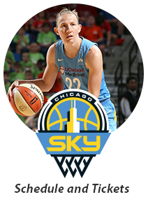 Chicago Sky Schedule and Tickets
